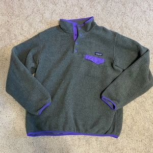 LIKE NEW! Patagonia Synchilla Snap-T Fleece